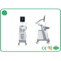 """15"""" Full Digital Color Hospital Medical Equipment With 3 Active Probe Interfaces"""