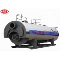 China Industrial Fire Tube Diesel / Oil / Gas Fired Steam Boiler 1 Ton 2 Ton 3 Ton Available wholesale