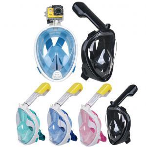China Professional Scuba Diving Mask Snorkel Anti-Fog Goggles Swimming Fishing Pool Equipment on sale