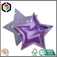 China Color Printing Star Shape Chipboard Paper Gift Box; Cardboard Gift Box wholesale