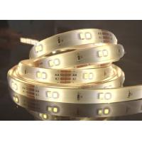 China Color Changing Outdoor LED Flexible Light Strips IP20 With 3M Self - Adhesive Tape on sale