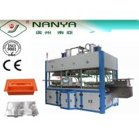 China Hot-forming Paper Moulded Pulp Machine For High Level Premium Packaging wholesale