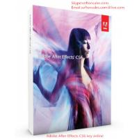 China Adobe Key Code For After Effects CS6 32bit , After Effects cs6 Portable wholesale