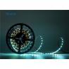 China Full Color 256 Brightness Flexible Led Light Strips Built - In IC 72 /96 / 144 Leds / M wholesale