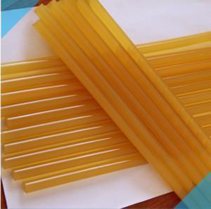 China yellow hot glue stick wholesale