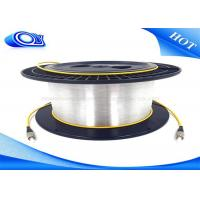 China FC PC ODTR Bare Fibre Testing Indoor Fiber Optic Cable Spools Low insertion loss wholesale