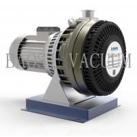 1750 RPM 30 m³/h Black Oilless Dry Scroll Vacuum Pump GVD8 CE Approved