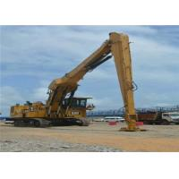 Cat 6020B 33.5 Meters Digger Boom Caterpillar Excavator Attachments High Security