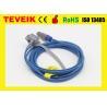 China Neonate Wrap Redel 5pin Reusable Spo2 Sensor / Spo2 Probe For Contec Patient Monitor wholesale