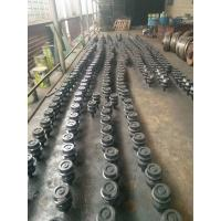 China PC200-8 Track roller  bulldozer Undercarriage parts track roller with40Mn2/50Mn Material and different color wholesale