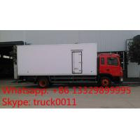 China 2019 Good Performance 4x2 JAC refrigerated trucks for sale, best price JAC 10tons-15tons freezer van truck for sale on sale