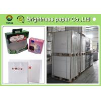 China Foldable Ream Packing Wrapping Paper Packaging Board For Medicine Box wholesale