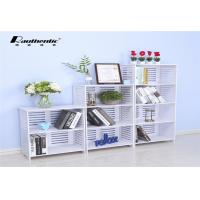 China Modern simple collection of louver multi storey storage rack light large capacity stacks wholesale