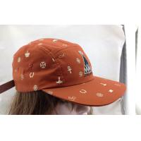China Student Back Leather Strap customize snapback hats Maroon For climbing on sale