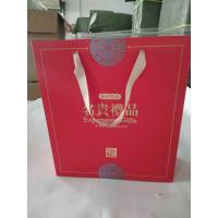 China Eco Friendly Custom Printed Paper Bags With Gloss Lamination Finishing wholesale