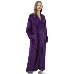 China women's solid sleepwear Bodysuit men's sleepwear Wholesale 2020 Hot Sales  pajamas night gown online shopping on sale