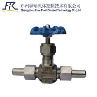 China Butt Weld High Pressure Forged Steel Needle Valve FRJ23W wholesale