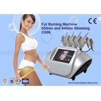 China 650nm diode Lipo laser machine / lipo cold laser slimming machine for weight loss wholesale