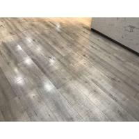 China Rolled Decor Layer Pvc Plastic Flooring LVT SPC Flooring Color Fastenness on sale
