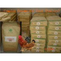 China Brown Compound Feed Enzymes In Poultry Nutrition Prevent Diarrhea Szym-nutriPO on sale