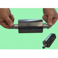 China Steel Embossing Roller PlasticFilmsSheetsPlates Textiles Paper Leather Support on sale