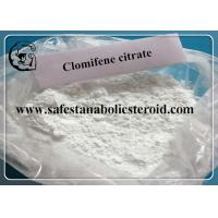 50-41-9 Legal Oral Steroids Clomifene citrate For Treating Infertility in Women