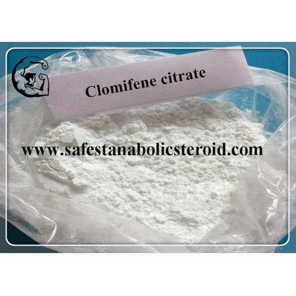 Quality 50-41-9 Legal Oral Steroids Clomifene citrate For Treating Infertility in Women for sale