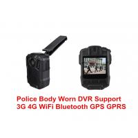 Buy cheap Multi Purpose Police Shoulder Camera IP67 , Body Worn Camera With Night Vision from wholesalers