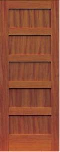 Quality Cherry Wood Door (KD21A) for sale