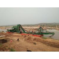 China Professional River Sand Dredger High Recovery Rate Diamond Dredging Machine wholesale