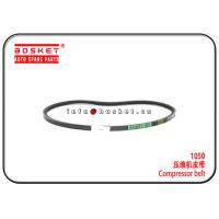China Durable 1050 Compressor Belt For  NQR71 / Isuzu Npr Truck Parts on sale