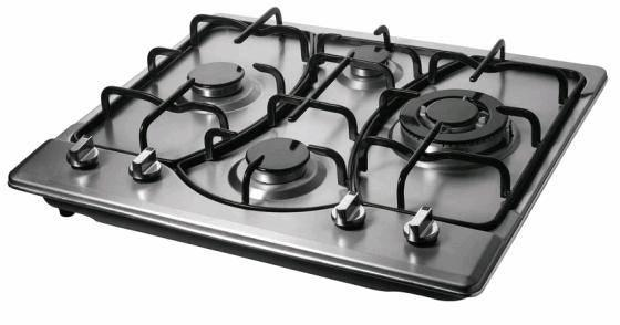how to clean gas stove burners grates