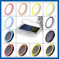 China Light USB Universal Adapter Wireless Charing Pad For All Qi Compatible Smartphones wholesale
