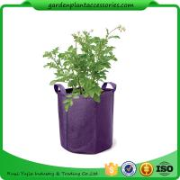 China Easy Assembly Hanging Grow Bags wholesale