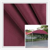 China 300D hot sales high quality oxford fabric for tent wholesale