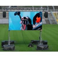 China Waterproof Outdoor Rental LED Display Board Full Color P4.81mm 1R1G1B For Show wholesale