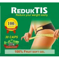 China REDUKTIS reduce your weight easily Weight loss capsules 100% fruit soft gel wholesale