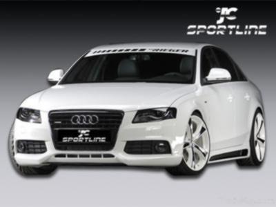 Audi a4 b6 Abt Look Rear