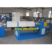 China Fiber Reinforced Soft Pvc Pipe Manufacturing Machine Soft Pipe Extrusion Line wholesale