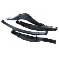China Suspension Assembly Truck Leaf Springs Painting After Shot Peening 52kg wholesale