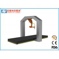 China OV 3DR-1000 Steel Pipe Laser Cutting Machine with Robot Arm wholesale