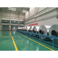 China Thickness 0.006mm - 0.2mm Aluminum Sheet Roll Jumbo Roll Alloy 8011 / 8006 wholesale