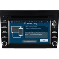 Buy cheap Porsche Boxster Car Radio GPS Auto Multimedia System 2004 - 2012 With Clock Calendar from wholesalers