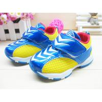 China 2015 new arrival free shipping shoes sport children shoes Hook&Loop solid fashio kid's shoes wholesale