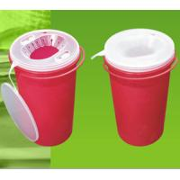 China Disposable Sharps Container Syringe box medical waste container needle container R3A on sale