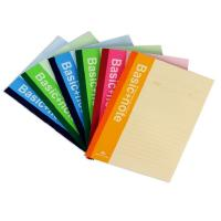 Cheap Soft Cover Notebook with different size (A4, A5...) and different color cover( Red, Blue...)
