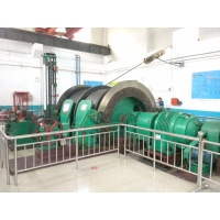 China 6 Wire Ropes 38mm 270KN Mining Hoist Machine on sale