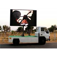 China Outdoor LED Mobile Billboard For Commercial Advertising wholesale