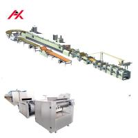 China 220V/380V Automatic Biscuit Production Line , Durable Biscuit Manufacturing Machine wholesale