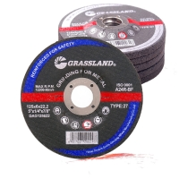 China 125x6.4x22 MM resin bonded grinding wheel for polishing and grinding carbon steel wholesale